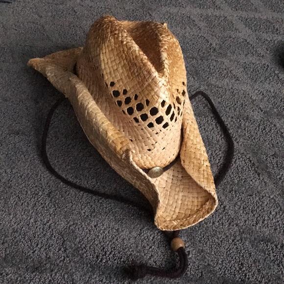 Free people straw cowboy hat. Brand new 096789cf980